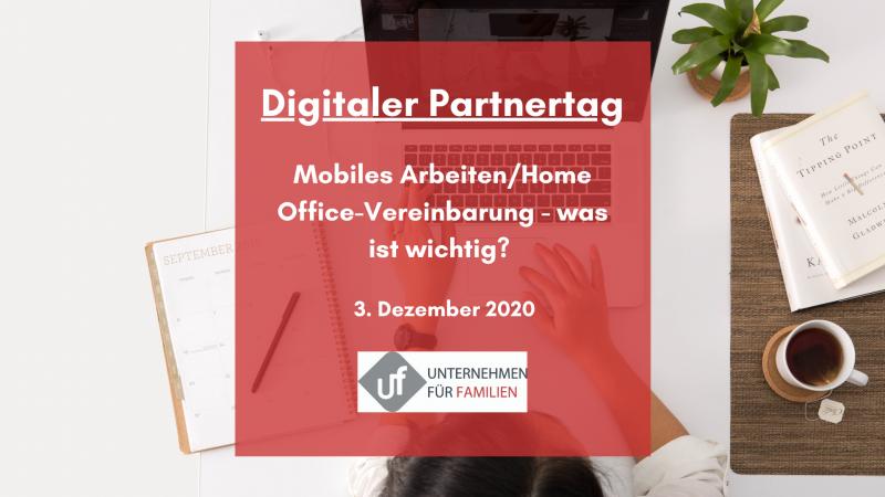 Digitaler Partnertag