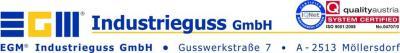 EGM - Industrieguss GmbH