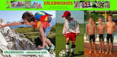 ERLEBNISKIDS - Abenteuer, Sport und Erlebnis für Kids