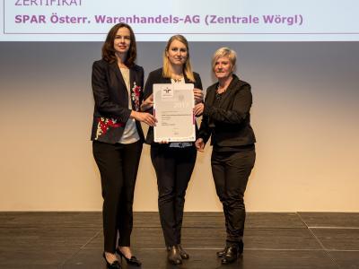 SPAR Österreichische Warenhandels AG (Zentrale Wörgl)