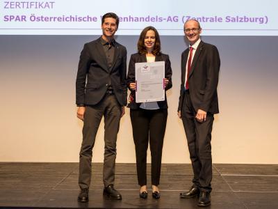 SPAR Österreichische Warenhandels AG (Zentrale Salzburg)