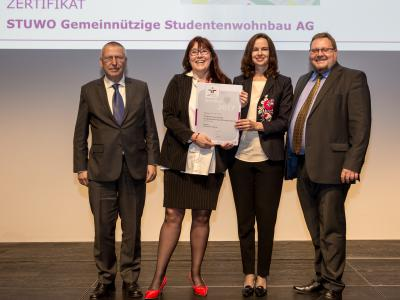 STUWO Gemeinnützige Studentenwohnbau AG