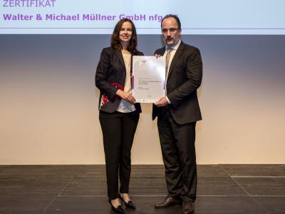 Walter & Michael Müllner GmbH nfg KG