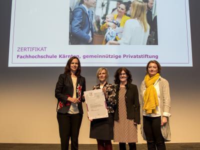 Fachhochschule Kärnten, gemeinnützige Privatstiftung