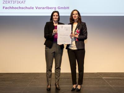 Fachhochschule Vorarlberg GmbH
