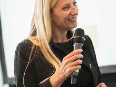 Bundesministerin Dr. Juliane Bogner-Strauß