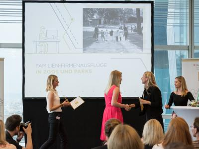 3. Platz in der Kategorie Private Wirtschaftsunternehmen bis 20 Mitarbeiter/innen: Haustechnik Farthofer e.U.