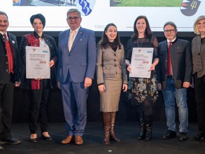 Tirol_Gemeinde Bach und Gemeinde Inzing