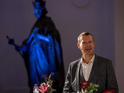 Geschäftsführer UNICEF Österreich Mag. Christoph Jünger, MBA © Harald Schlossko