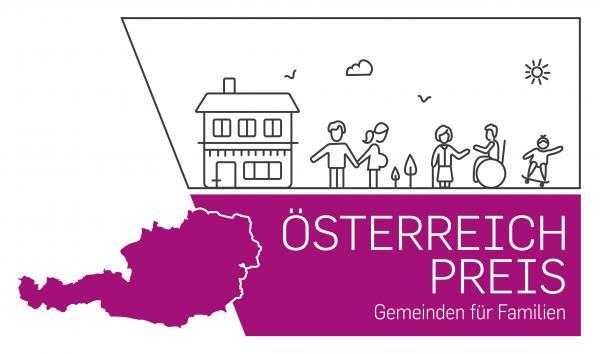 Logo Österreichpreis Gemeinden für Familien