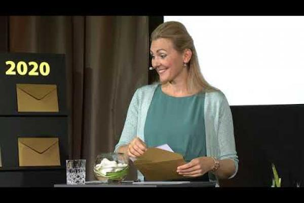"Digitale Verleihung - Staatspreis ""Familie & Beruf"" 2020"