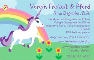 Verein Freizeit und Pferd