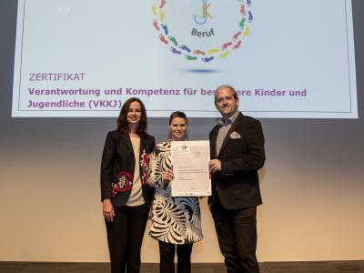 Verantwortung und Kompetenz für besondere Kinder und Jugendliche (VKKJ)