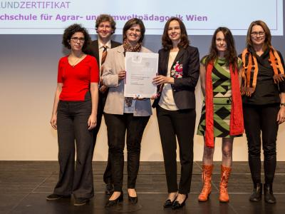 Hochschule für Agrar- und Umweltpädagogik Wien
