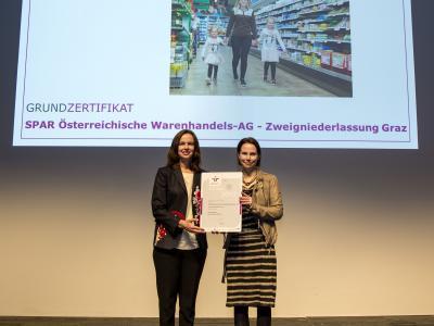 SPAR Österreichische Warenhandels AG - Zweigniederlassung Graz