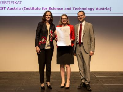 IST Austria (Institute for Science and Technology Austria)