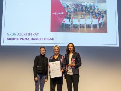 Austria PUMA Dassler GmbH