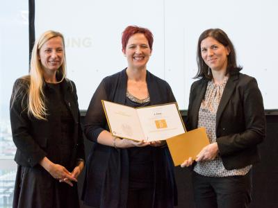 2. Platz in der Kategorie Non-Profit Unternehmen und Institutionen: Klinikum Wels-Grieskirchen GmbH