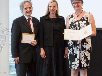 2. Platz in der Kategorie Öffentlich-rechtliche Unternehmen und Institutionen: Veterinärmedizinische Universität Wien