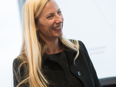 Bundesministerin für Frauen, Familien und Jugend, Dr. Juliane Bogner-Strauß