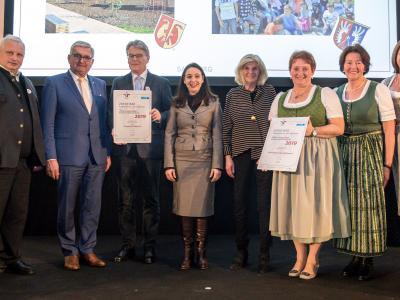 Salzburg_Gemeinde Elsbethen und Gemeinde Lamprechtshausen