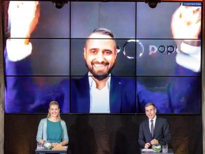 Staatspreisträger popup communications gmbh