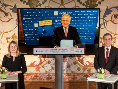 HYPO NÖ Landesbank für NÖ und Wien AG © Harald Schlossko