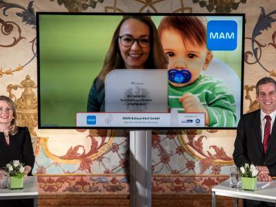 MAM Babyartikel GmbH © Harald Schlossko